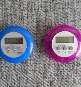 Цифровой кухонный таймер-секундомер.