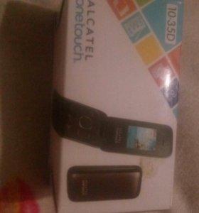 Телефон Alcatel. Obetouch