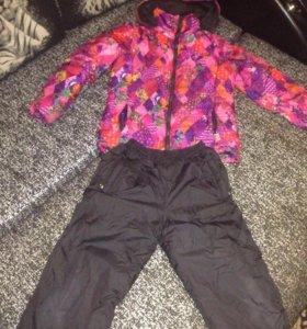 Костюм зимний куртка+штаны