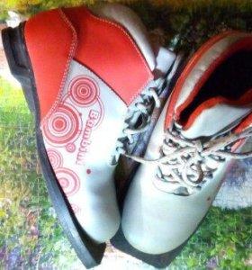 """Лыжные ботинки """"Bambini"""""""