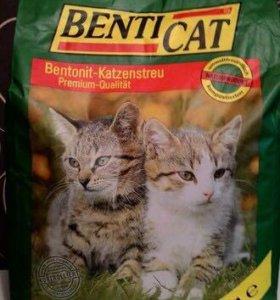 Наполнитель для кошачьего туалета 20 кг.