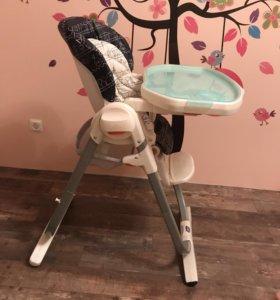 Детский стульчик Chicco Polly Magic