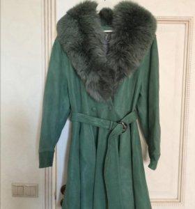 Винтажное пальто