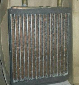 Радиатор печки газель,соболь (новый)