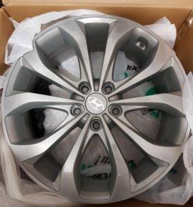 Новые диски Hyundai R18