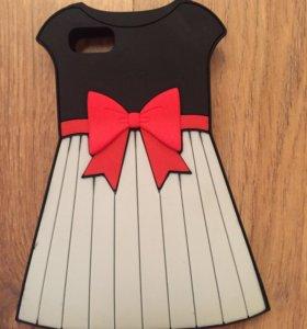 Новый чехол Платье Moschino для iPhone 5, 5s
