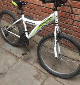 Продам горный велосипед forward titan