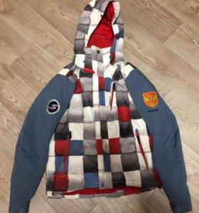 Куртка quiksilver SL russia shop JKT BMP0 + штаны