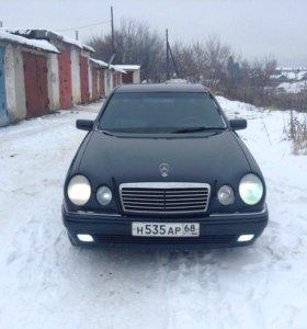 Mercedes-Benz W210 4matic