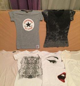 6 футболок