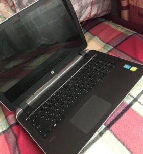 Ноутбук HP PAVILION 15-p273ur