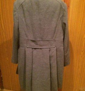 Пальто 54-58 для пышной красотки