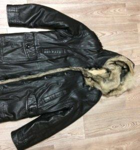дубленка Royal S.B.D Fur & Leather