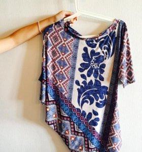 Кофта блуза новая с биркой