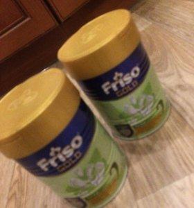 Молочная смесь Friso gold 6-12