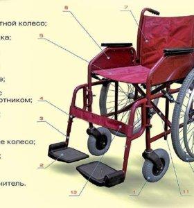 Кресло-коляска КИС-1