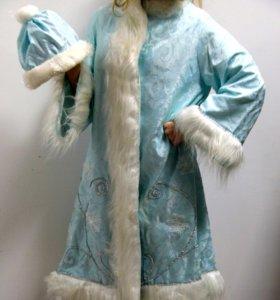 Прокат костюма Деда Мороза и снегурочки