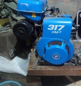 Двигатель мб-2