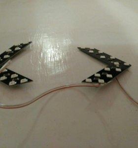 Светодиоды стрелки