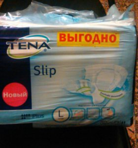 Подгузники TENA Slip