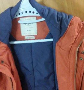 Куртка осенняя Pepe Jeans