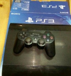 Sony ps3 + дестани в подарок.