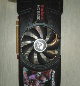 PowerColor Radeon HD 6850, обмен на планшет