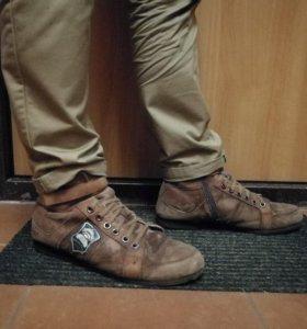 Зимние ботинки Roberto Paulo