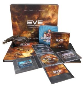 EVE: The Second Decade Collector's Edition -PC