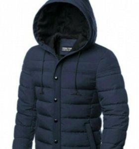 Куртка удлиненная зимняя KIRO TOKAO