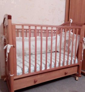 Кровать качалка Гандылян