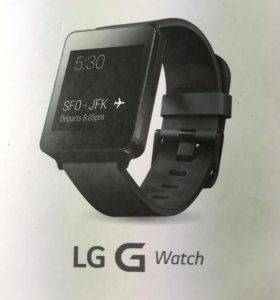 Android Wear LG