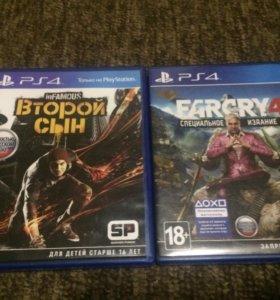 Игры PS4 обмен, продажа.