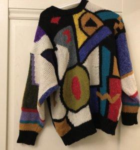 Oversize свитер