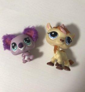 Набор из двух игрушек LPS