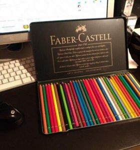Цветные карандаши Faber Castel 36шт