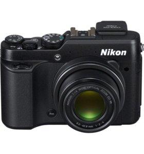 Фотоаппарат Nikon Coolpix P7800
