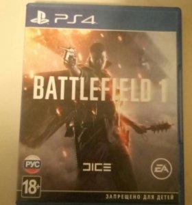 Battlefiield 1 для ps4
