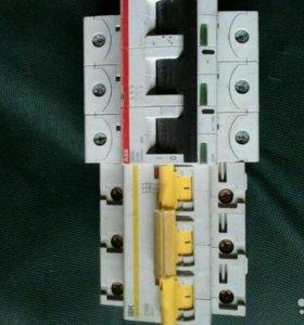 Автоматические выключатель