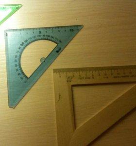 Треугольники (линейки)