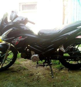 Storm Indigo 50cc