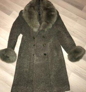Пальто зимнее р.48