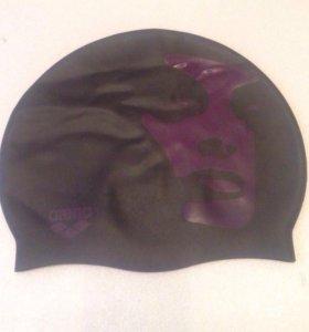 Шапочки резиновые для плавания новые