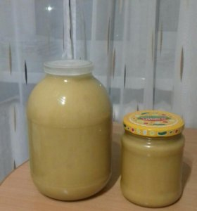 Мёд липово-цветочный