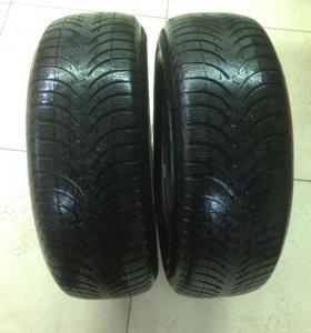 Michelin зима
