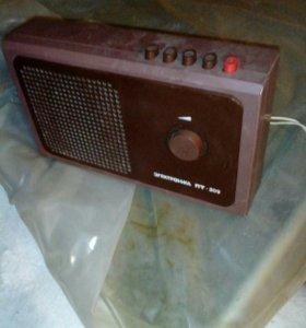 Радиоприемник Электроника 209