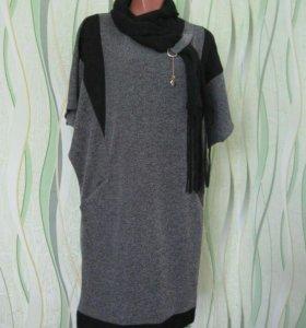 Платье-Турция ,р-48;50;52
