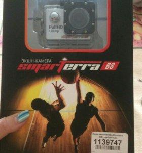 Экшн камера ( новая)
