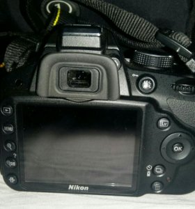 Фотоаппарат nikon d-3200