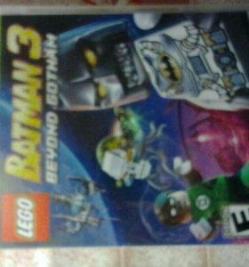 Диск игра на XBOX360 LEGO Batman 3 beyond gotham